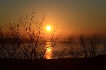 Sunrise in Zante