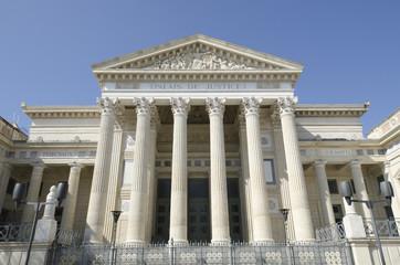 tribunal de Nîmes, France