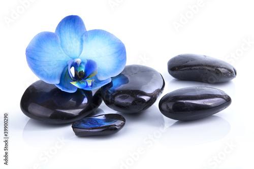 Leinwandbilder,kieselstein,steine,zen,dekoration