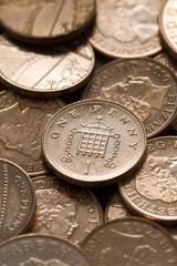 pennies sterling full frame