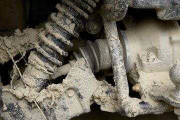 Muddy suspension