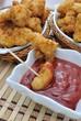 Bocconcini di pollo fritto