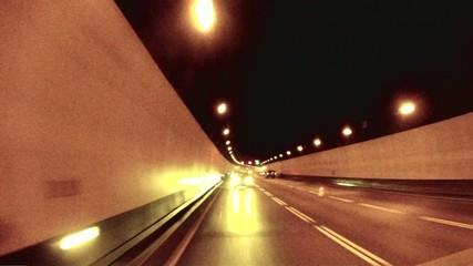 Tunel autopista