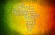 Afrique (3 couleurs)