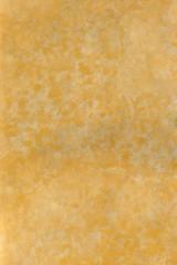 Intonaco giallo ocra