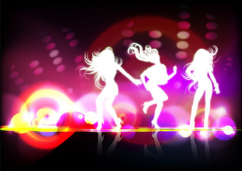 Party People background