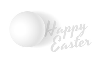 Happy Easter Egg Background