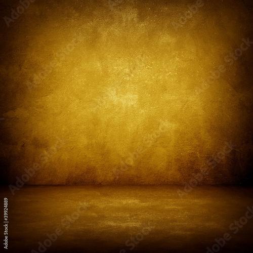 Foto op Plexiglas Wand golden wall