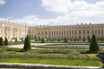 Park of The Palace of Versailles