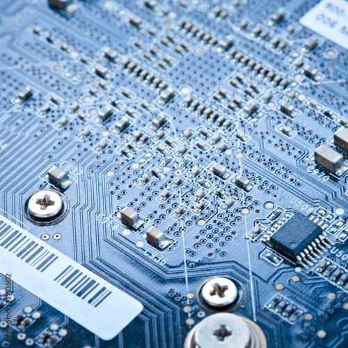 macro printed circuit board