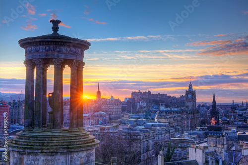 Scotland Edinburgh Calton Hill - 39938213