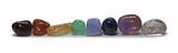 Row of Chakra Stones