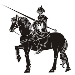 cavaliere nero
