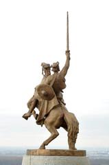 Svatopluk statue