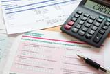 Self assessment tax return poster