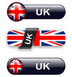 United Kingdom flag icons