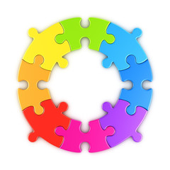Circular puzzle