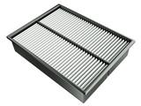 Automotive air filter. 3D render