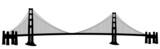 San Francisco Golden Gate Bridge Clip Art - 39980887