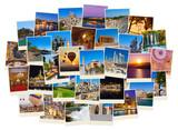 Fototapety Stack of Turkey travel images