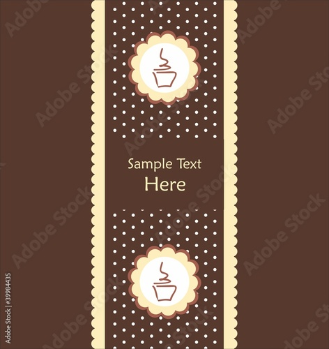 cafe bakery patisserie template