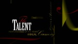 The Talent Show teaser tag cloud video clip animation poster