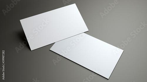 namecard promotion frame
