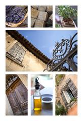 Provence, maison, Sud, France, immobilier, village