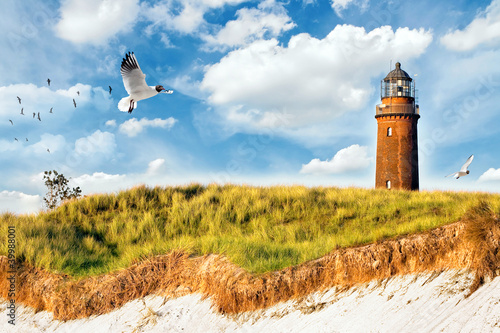 Leuchtturm Prerow - 39988001
