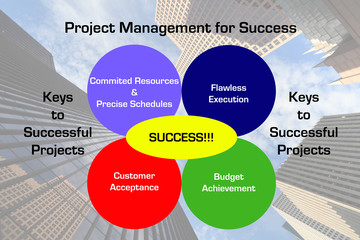 Project Management Success Diagram