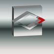 Logo Fortschritt Block
