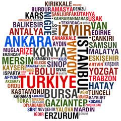 turkey cities