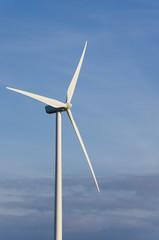 Tall wind turbine