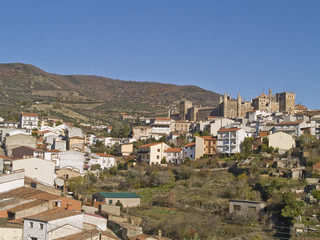 The Monastery of Guadalupe (Spain) is  a World Heritage Site.