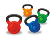kettlebell color