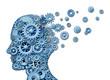 Leinwanddruck Bild - Brain Loss
