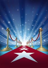 Red Carpet To Movie Stars