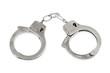 Leinwanddruck Bild - Handcuffs