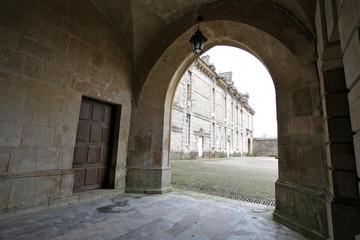 entree chapelle de l hopital de valognes