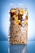 Pack of muesli (Dry breakfast, mixture of corn flakes and dried