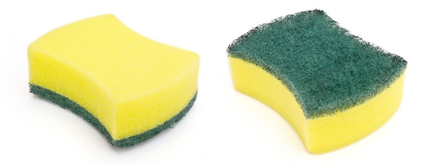 double side cleaning sponge