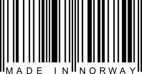 Barcode - Made in Norway