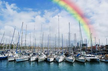 marina de barcelona