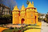 Lemon Festival (Fete du Citron). Menton, France. Loire region