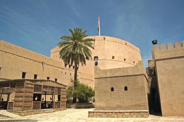 Oman. Il Forte di Nizwa