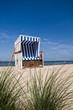 Nordsee Strandkorb