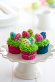Fototapety Easter cupcakes
