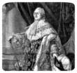 King Louis XVI - end 18th