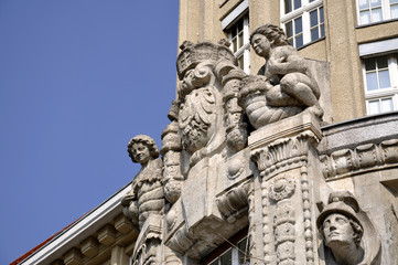 Leipzig Deutsche Nationalbibliothek Detail