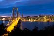 Bay Bridge with San Francisco City view